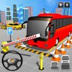 American Modern Bus Parking : Bus Game Simulator 2020