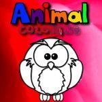 Animal HTML5 Coloring