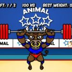 Animal Olympics – Weight Lifting