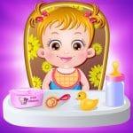 Baby Hazel Fun Time