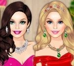 Jeu Barbie Winter Glam