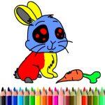 Jeu BTS Rabbit Coloring Book