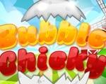 Jeu Bubble Chicky