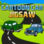 Cartoon Car Jigsaw