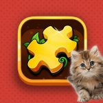 Cats Puzzle Time