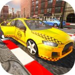 Jeu City Taxi Driver Simulator : Car Driving Games