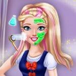 College Princess Spa Makeup H5