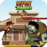 Cowboy VS Zombie Attack