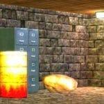 Jeu Creepy Basement Escape Episode 1
