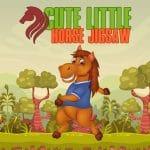 Jeu Cute Little Horse Jigsaw