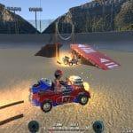 Demolition Cartoon Car Crash Derby