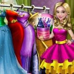 Dove Bridesmaid Dolly Dress Up H5