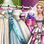 Dove Wedding Dolly Dress Up H5