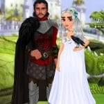 Dragon Queen Wedding Dress