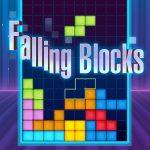 Jeu Falling Blocks the Tetris Game