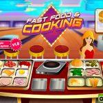 Jeu Fast Food Restaurant