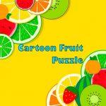 Fruit Cartoon Puzzle