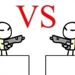 Jeu Gun Battle
