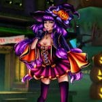 Halloween Witch Dress!