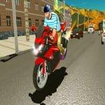 Highway Bike Traffic Moto Racer 2020