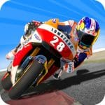 Highway Rider Motorcycle Racing Game