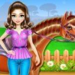 Jeu Soins du cheval et équitation
