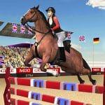 Jeu Horse Jumping Show 3D