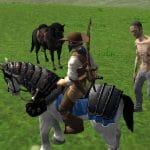 Simulateur d'équitation