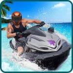 JetSky Power Boat Stunts Water Racing Game