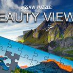 Jigsaw Puzzle Beauty Views