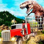 Jurassic Dino Transport Truck