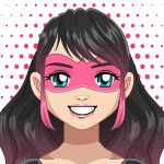 Kawaii Superhero Avatar Maker
