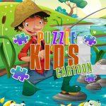 Kids Cartoon Puzzle