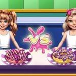 Kids Donuts Challenge