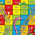 Jeu Lof Snakes and Ladders