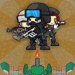 Military Defense Strike