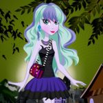 Monster High Twyla Dreamland Dressup