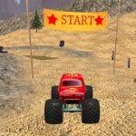 Monster Truck Dirt Racer