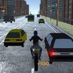 Motorbike Traffic