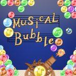 Jeu Musical Bubble