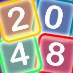 Neon 2048