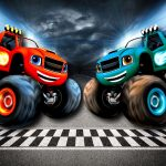Offroad Trucks Memory