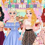 Princess Birthday Fashion Challenge