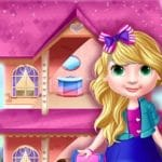 Jeu Princess Doll House Decoration