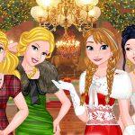 Princess Grand Christmas Ball