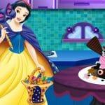 Princess Halloween Ice Cream
