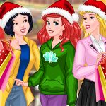 Princesses at After Christmas Sale