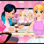 Jeu Princesses Beauty Vlog