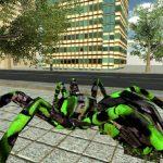 Robot Spider Transport