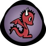 Run little dragon!